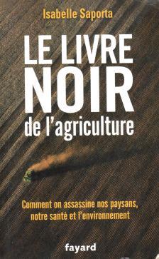 livre noir de l'agriculture